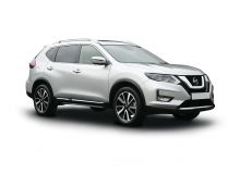 X-trail Station Wagon 1.3 DIG-T N-connecta 5dr DCT